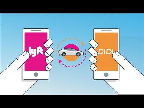 Didi's Plan to Take On Uber