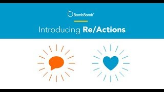 Introducing Re/Actions
