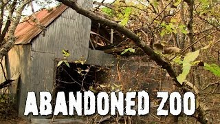 Abandoned Places: Exploring Forgotten Austin Zoo! (Urban Exploration Video)