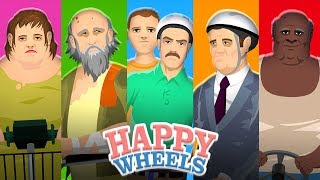HAPPY WHEELS È TORNATO!!! - Happy Wheels [Ep.144]