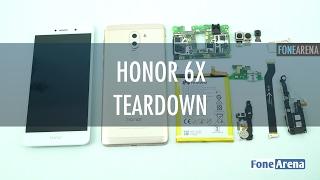 Honor 6X Teardown