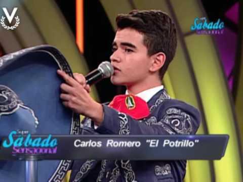 """Yo Sí Canto - Carlos Romero """"El potrillo"""""""