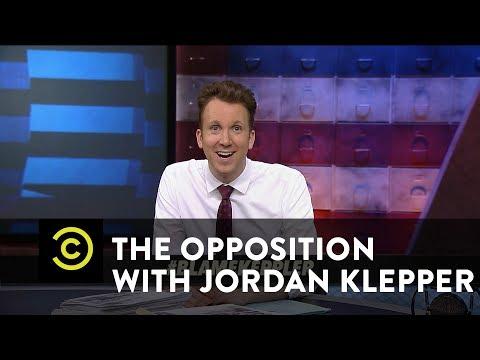 "Alex Jones's Deep State Enemy: ""Jordan Keppler"" - The Opposition w/ Jordan Klepper"