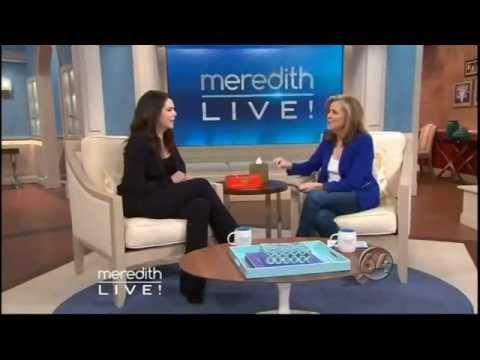 Lauren Graham on Meredith Vieira, January 2015