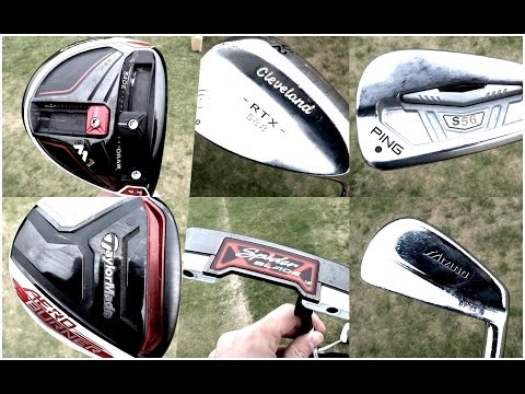 PETER FINCH GOLF - WHAT'S IN THE BAG