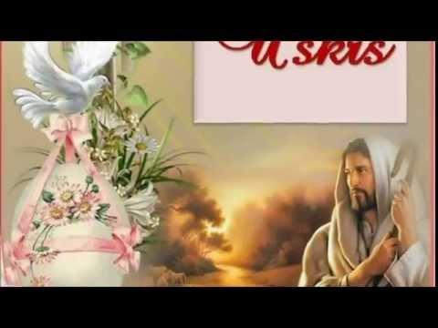 stihovi za sretan uskrs ✟ Sretan Uskrs ✟   YouTube stihovi za sretan uskrs