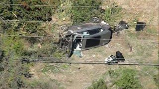 Tiger Woods Injured In California Crash