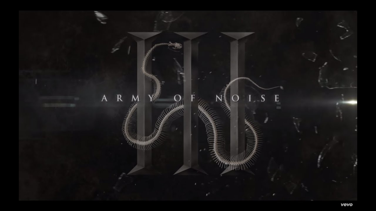 Bullet For My Valentine Army Of Noise Lyrics Youtube