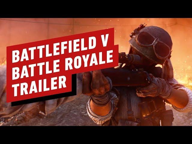 Battlefield 5: New Trailer Paints Clearer Picture Of Battle
