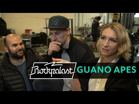 Guano Apes | BACKSTAGE | Rockpalast | 2017