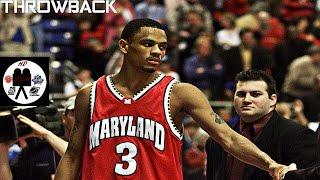 Juan Dixon Maryland Full Highlights Vs Duke 2001 Semi-finals 19 Pts 8 Rebs