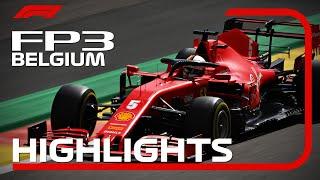 2020 Belgian Grand Prix: FP3 Highlights