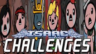 Head Trauma! - The Binding of Isaac: Rebirth Challenges! (EP 3)