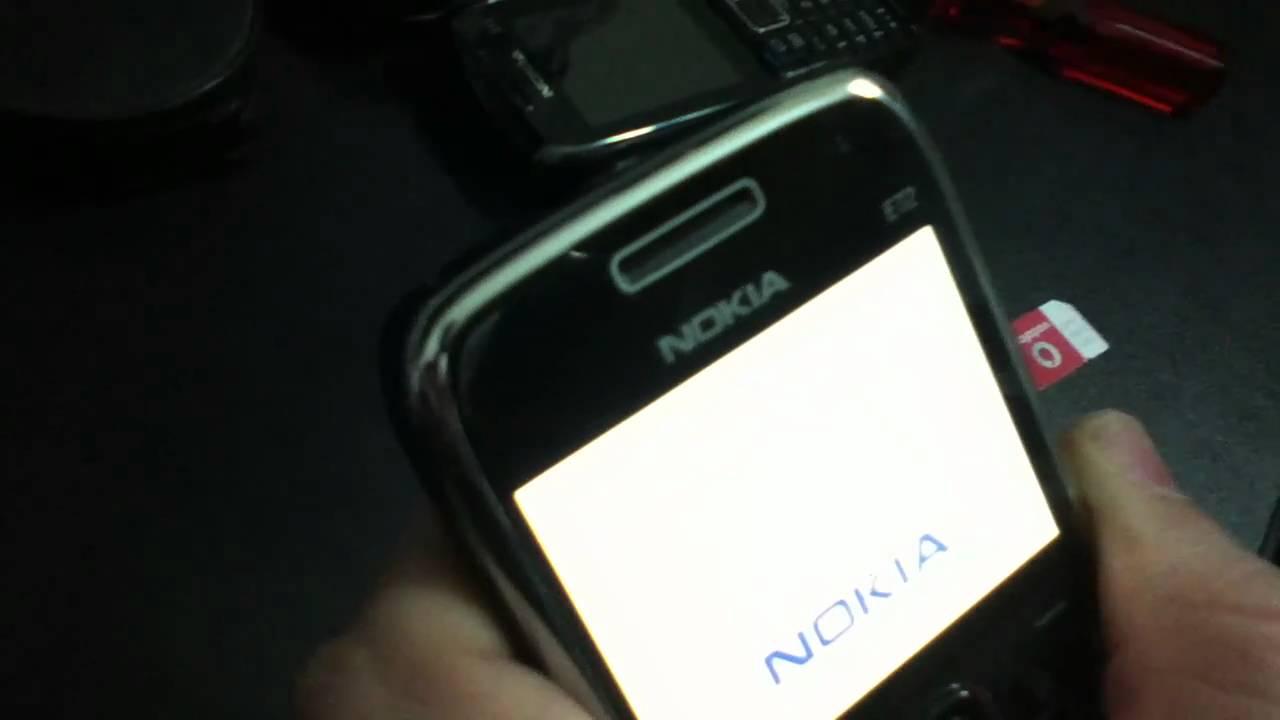 nokia e72 sfr wrong code 2 MOV