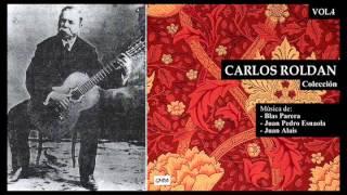 JUAN ALAIS - Estilo criollo Nº1 / Carlos Roldan (guitarra)