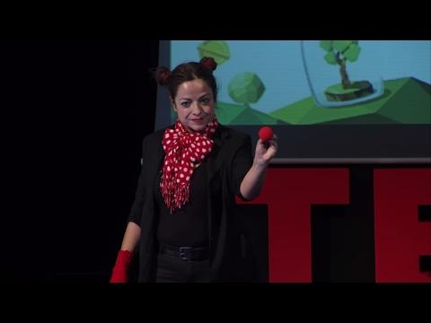 The serious side of a clown | Vasiliki Sachpazi | TEDxKids@Ilissos