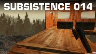 SUBSISTENCE [014] [Mollig warm mit schöner Aussicht] [Let's Play Gameplay Deutsch German] thumbnail