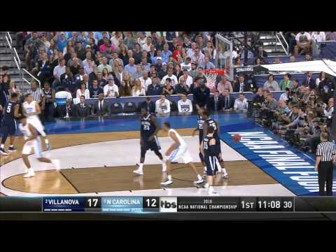 2016 NCAA Tournament Highlights: North Carolina's Brice Johnson
