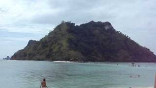 Tup Island: é mar pra todo lado!