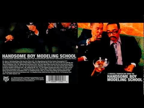 Holy Calamity (Bear Witness II) feat. DJ Quest and DJ Shadow - Handsome Boy Modeling School