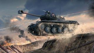 WoT Blitz -Krupp-38 D. Жжем на полную на тяжелых танках - World of Tanks Blitz (WoTB)