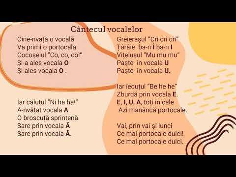 Vocale portocale