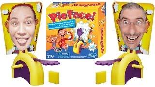Pie Face Challenge - אתגר הפאי קצפת