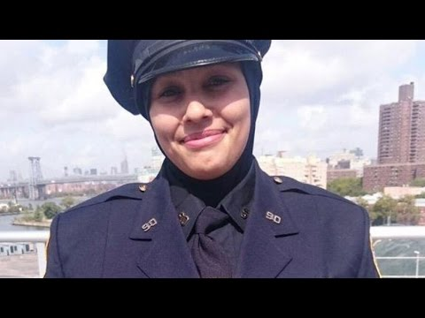 Female NYPD Police Officer Attacked By Bigot In Brooklyn
