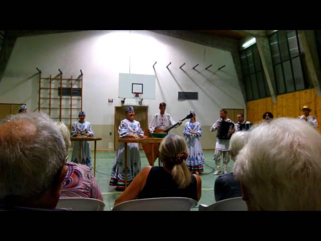 I Viazanka a Limana (Belluno) 29/07/2015