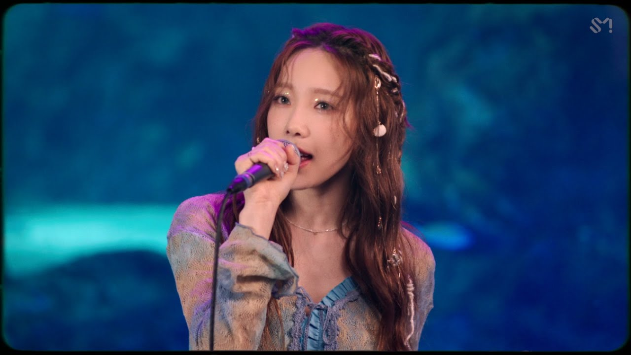 [STATION] TAEYEON 태연 'Happy' Summer Version Live Video