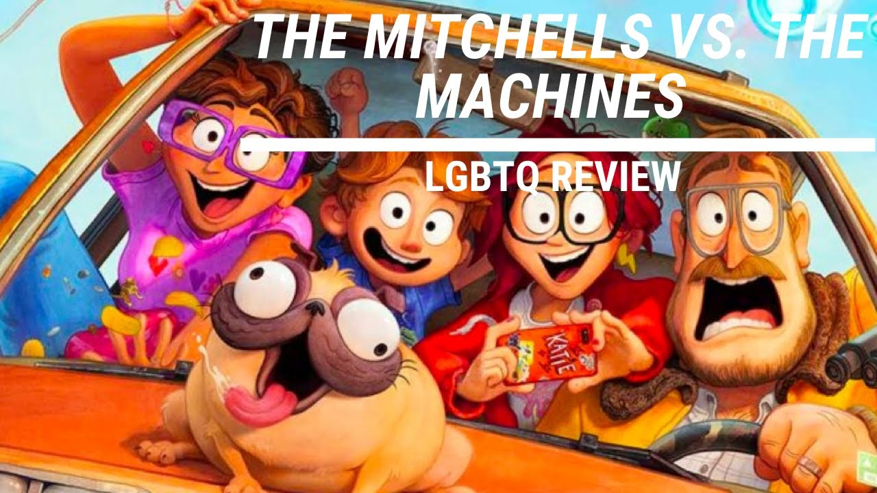 The Mitchell's vs. the Machines - Review