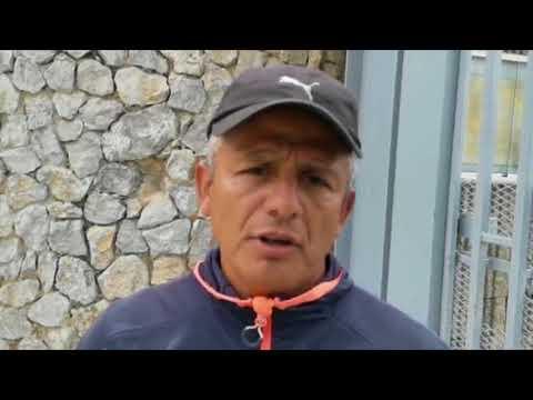 Comunicaciones - Jorge Aníbal Vargas y el primer gol blanco de su hijo