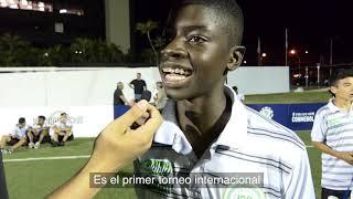 La Fiesta Sudamericana de la Juventud 2018.