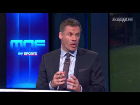 08 MNF Analysis of Manchester United with Gary Neville and Jamie Carragher