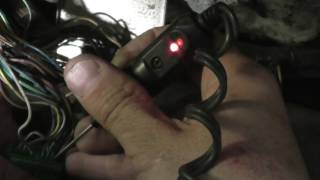Гасим лампу Airbag SRS (подушки) часть 3
