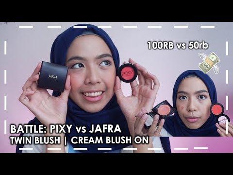 review-battle-pixy-twin-blush-lip-tint-&-jafra-cream-blush-on- -makeup-lokal-baru-bisa-jadi-liptint