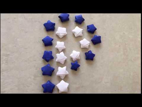 Origami Star- Best way to make paper star ( puffed Star ) | Priti Sharma