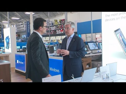 Best Buy CEO: Changes Are Resonating With Customers