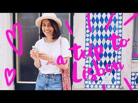 20 ИДЕЙ, ЧЕМ ЗАНЯТЬСЯ В ЛИССАБОНЕ // Lisbon vlog