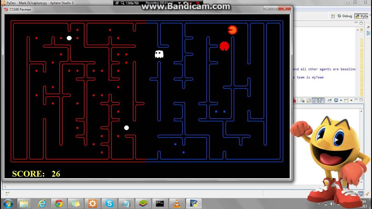 Cs188 Pacman Github