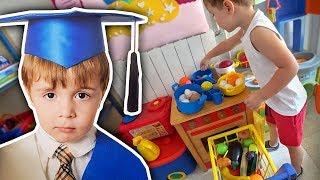 Volta Às Aulas E Nova Escola Do Maikito!! Acabaram As Férias   Daily Vlog Em Familia
