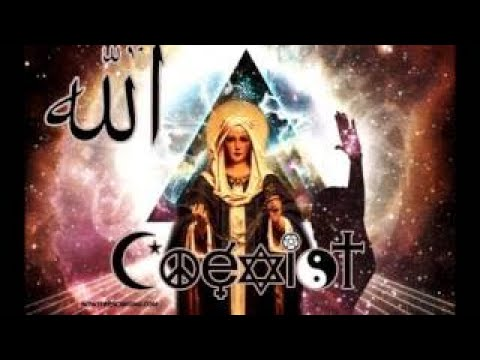 FLAT EARTH: The Globe. Symbol of Gnostic Worldwide Religion?