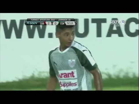 Delantero Jesús Vargas 2017 / JP Talento Deportivo