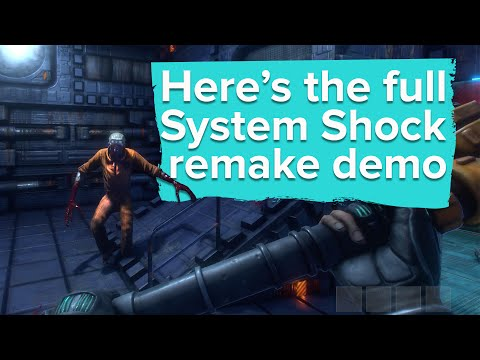 Here's the full System Shock 2016 remake demo – PC gameplay (no commentary)