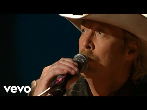 Alan Jackson - In The Garden (Live)