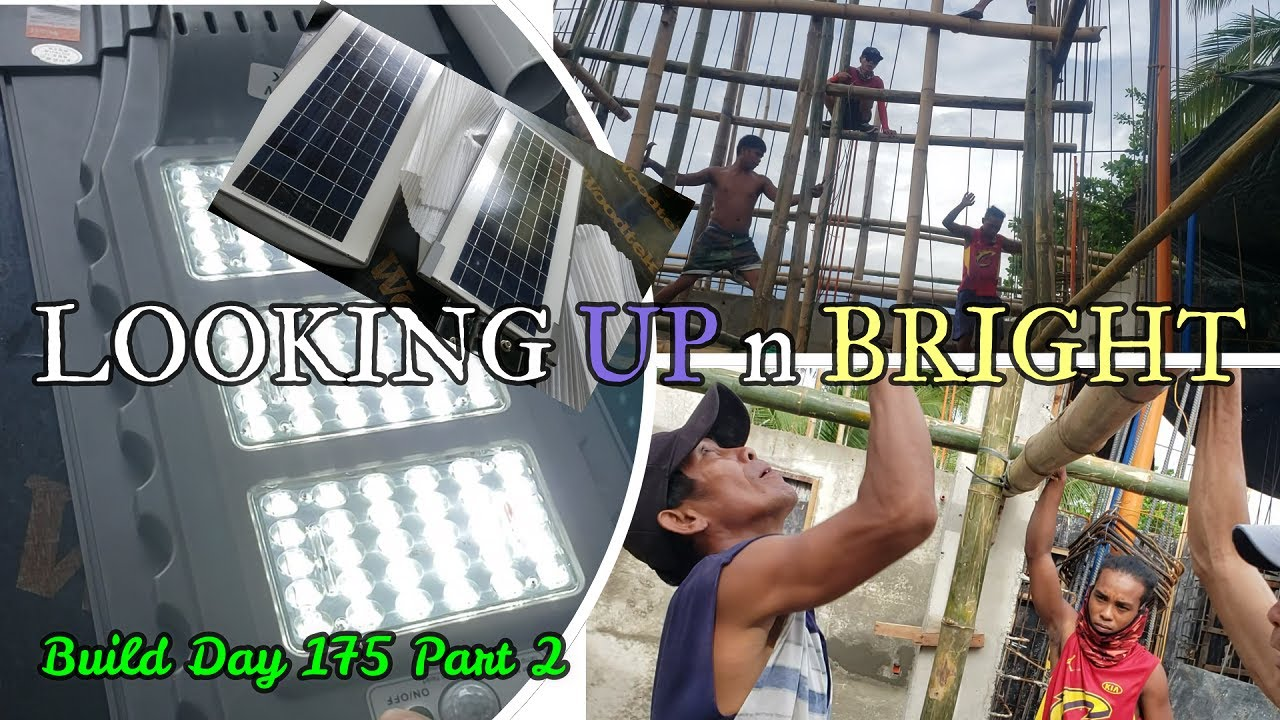 Philippines Beach House Build Day 175 Part 2 THINGS ARE LOOKING BRIGHTER on this Build Site !