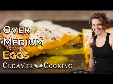 How to Cook an Over-Medium Egg