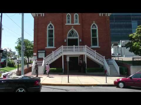 22. The Dexter Avenue King Memorial Baptist Church, Montgomery, Alabama