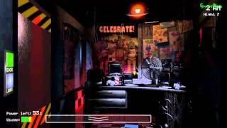 Скачать Прохождение Five Nights At Freddy S Часть 7 7 Ночь Five Nights At Freddy S 7 Night