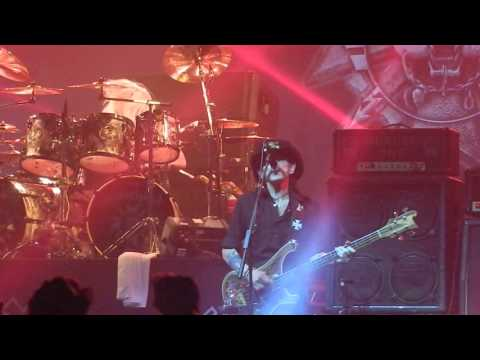 Motörhead live 2015 - Munich - When The Sky Comes Looking For You
